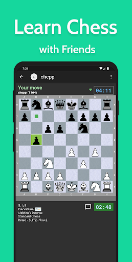 Chess Time Live - Free Online Chess 1.0.144 screenshots 4