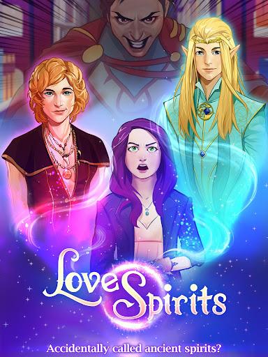 Code Triche Teen Love Choices Story Games APK Mod screenshots 1
