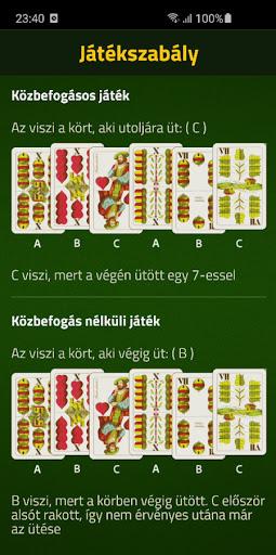 Zsirozas - Fat card game 6.0 screenshots 3