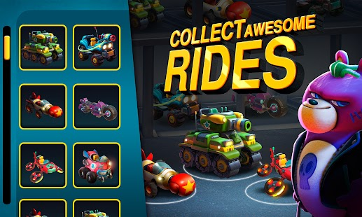 Action Toys Screenshot