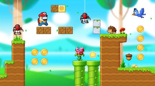 Super Bobby's World - Free Run Game modavailable screenshots 5