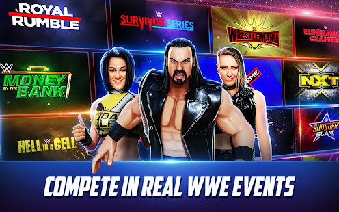 WWE Mayhem screenshots 21