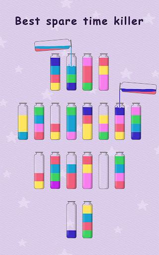 Water Sort Puz: Liquid Color Puzzle Sorting Game  screenshots 2