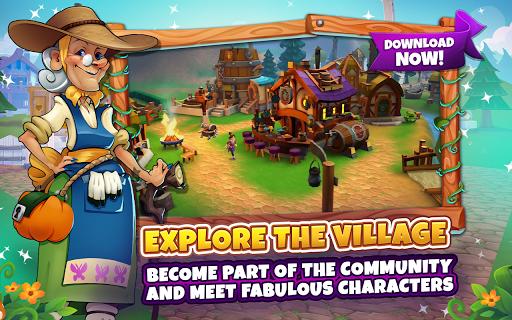 Télécharger Gratuit Farmer's Fairy Tale apk mod screenshots 2
