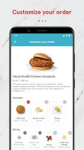 Chick-fil-A 2021.9.1 Screenshots 4