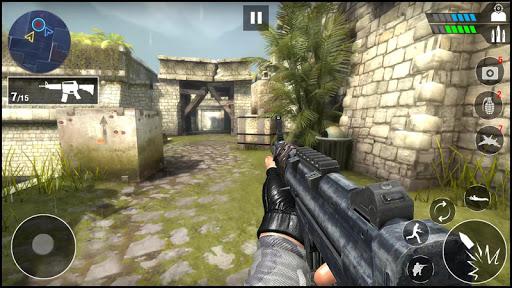 Counter Critical Strike CS: Survival Battlegrounds apklade screenshots 1