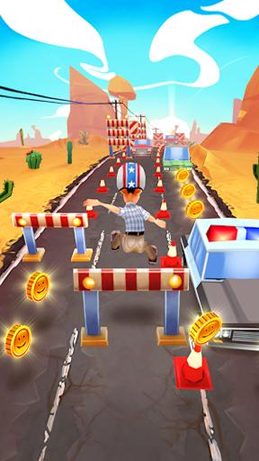 Run Forrest Run - New Games 2021: Running Games!  screenshots 1