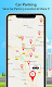 screenshot of GPS Alarm Route Finder - Map Alarm & Route Planner