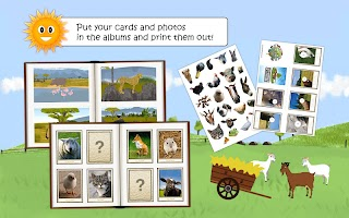 Wildlife & Farm Animals - Game For Kids 2-8 years