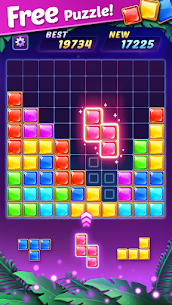 Block Puzzle MOD (Unlimited Coins/Gems) 2