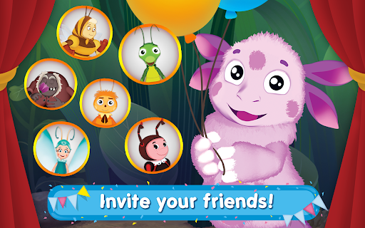 Moonzy: Carnival Games for Children and Cartoons modavailable screenshots 12