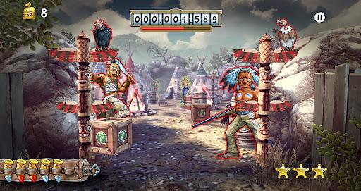 Mad Bullets: The Rail Shooter Arcade Game screenshots 8