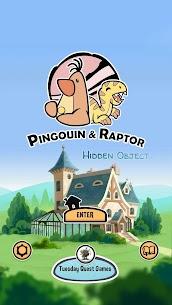 Pingouin & Raptor: Hidden For Pc – Video Calls And Chats – Windows And Mac 2