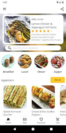 Healthy Recipes 5.45 screenshots 1