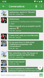 Conversations APK (Jabber / XMPP) (PAID) Download 8