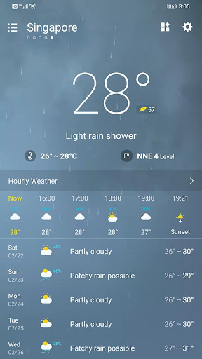 Weather Forecast 2.3.37 Screenshots 2