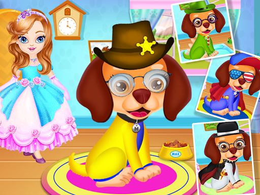 Puppy pet vet daycare - Puppy salon for caring goodtube screenshots 4