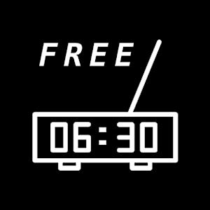 Radio Alarm Clock (100% free of charge adfree!) 5.0.1 by Benjamin Laws logo