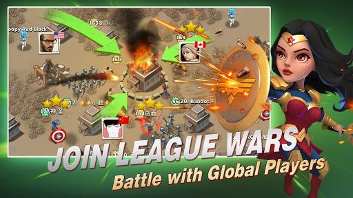 Clash of Avengers: Top Heroes Battle - Defense War 1.0.0 Screenshots 4