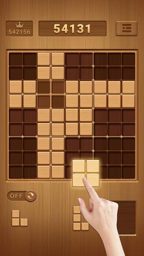 Wood Block Sudoku Game -Classic Free Brain Puzzle screenshots apkspray 7
