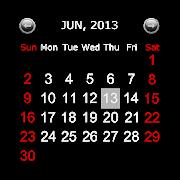 Julls' Calendar Widget Lite