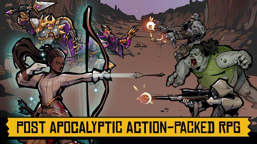 Days of Doom™ - Post-apocalyptic PvP RPG 1.18.10 screenshots 1