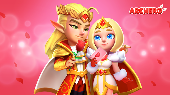 Archero Mod Apk Unlimited Money and Gems (100% Working) – Updated 2021 1