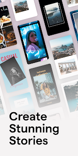 mojo - Create animated Stories for Instagram Screenshot