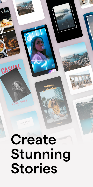 mojo - Create animated Stories for Instagram  poster 0
