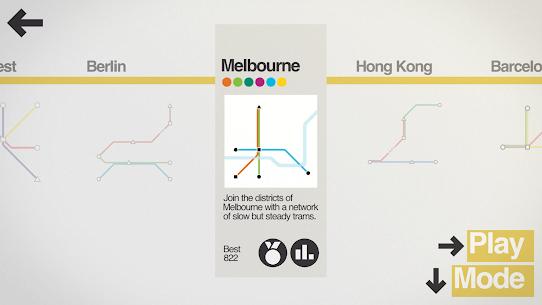 Mini Metro Apk Download 3