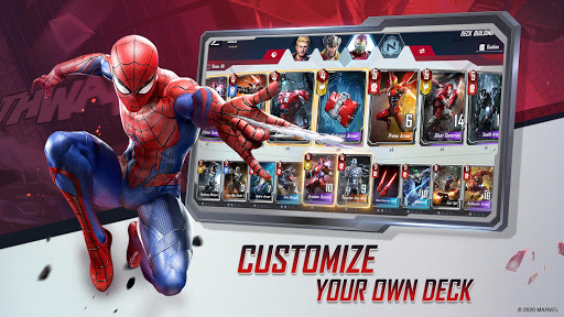 MARVEL Duel 1.0.64574 screenshots 12