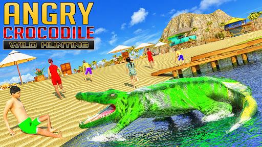 Angry Crocodile Game: Crocodile Attack 1.3 screenshots 1