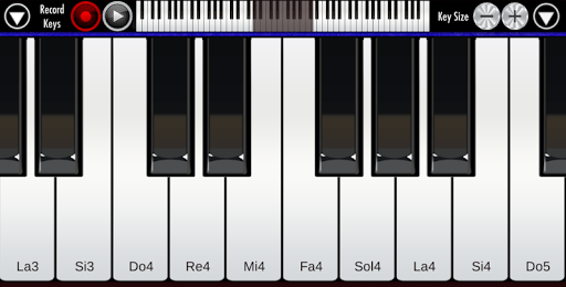 Real Piano 1.18 screenshots 4