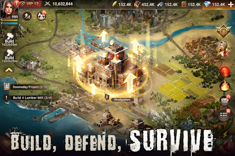 Puzzle and Doomsday Mod Apk (ONE HIT to Kill) Download 3