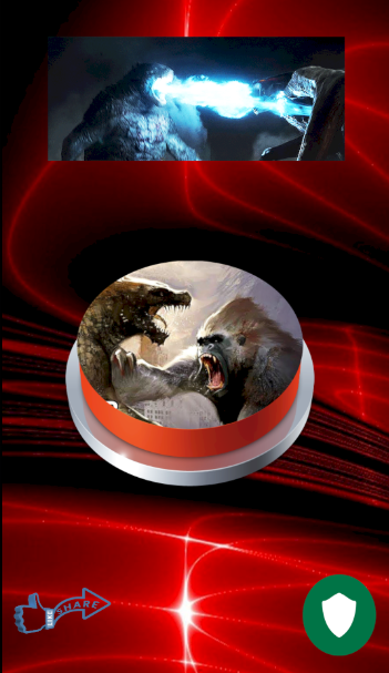 Captura de Pantalla 7 de KING KONG vs GODZILLA | Movie | Sound para android