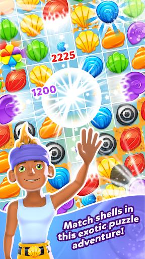Tropical Trip - Match 3 Game  screenshots 1