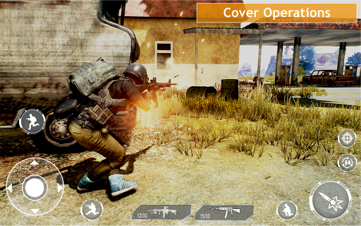 Real Commando Shooting: Secret mission - FPS Games 1.5 screenshots 9