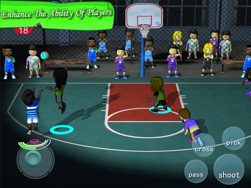 Street Basketball Association 3.1.6 screenshots 9