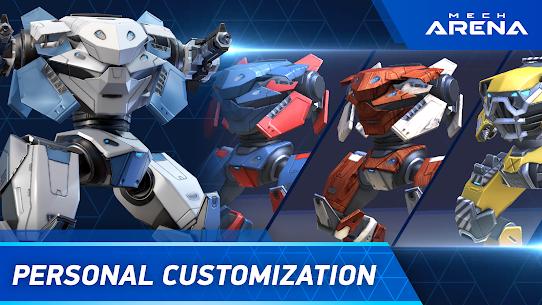 Mech Arena: Robot Showdown Mod Apk 2.01.01 (Mod Menu) 5