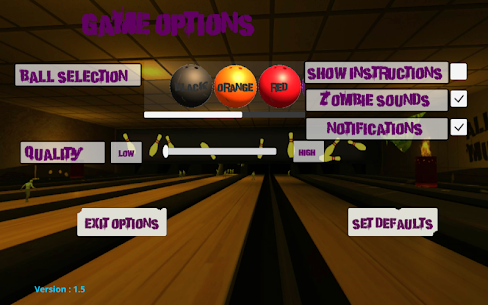 10 Zombie Bowling For Pc 2020 | Free Download (Windows 7, 8, 10 And Mac) 4