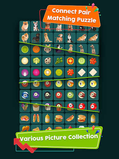 Tile Onnect 3D u2013 Pair Matching Puzzle & Free Game 1.2.3 screenshots 10