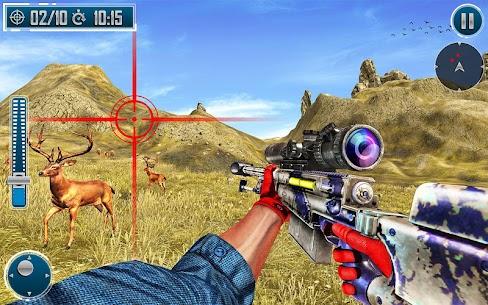 Wild Deer Hunting Adventure: Animal Shooting Games 7