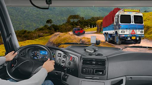 Code Triche Indian Truck Evolution (Simulator) - Hill Driving (Astuce) APK MOD screenshots 3