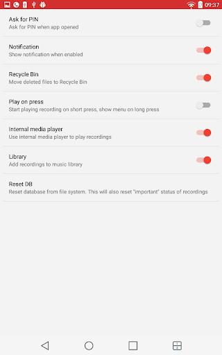 Call Recorder - ACR 33.4 Screenshots 14