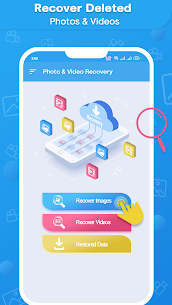 Recover deleted photos App 2