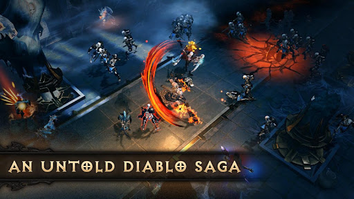 Diablo Immortal Varies with device screenshots 2