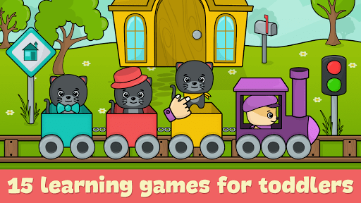 Toddler games for 2-5 year olds 1.102 Screenshots 1