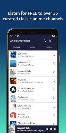 anime music – anime & japanese music radio 2020 screenshot 1