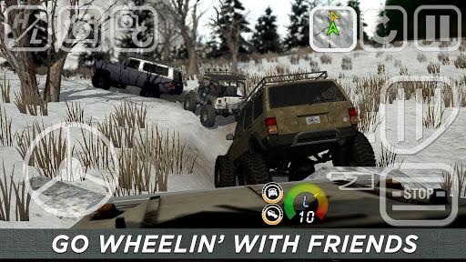 4x4 Mania: SUV Racing android2mod screenshots 3
