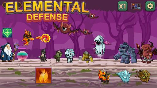elemental defense screenshot 1